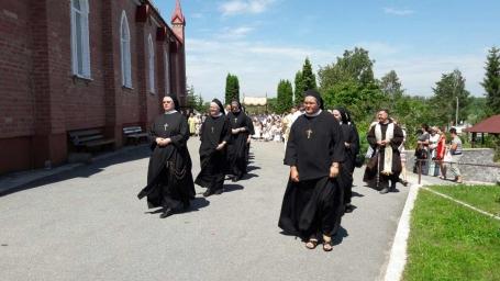 25-річчя діяльності сестер-йосифіток в Україні та парафії 2017-07-03