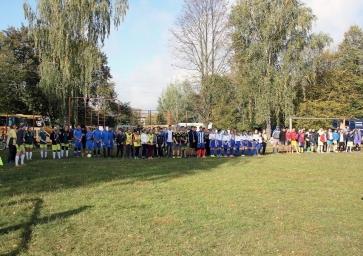 Міні-футбольний турнір у Вишневому 2017-10-12