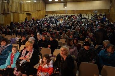 Рівненський академічний український музично-драматичний театр в Шепетівці 2017-11-04