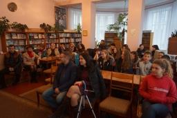 Презентація роману Остапа Дроздова у Шепетівці 2017-11-18