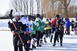 Шепетівські хокеїсти змагалися у Новограді-Волинському 2018-02-26