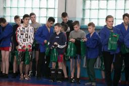 Дев'ятий Всеукраїнський турнір з бойового самбо серед юнаків, присвячений Святому Миколаю Чудотворцю-1 2019-12-24