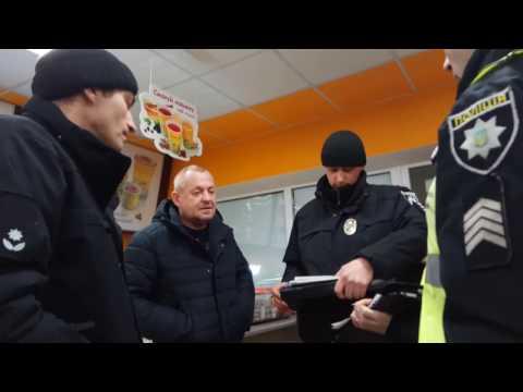 """""""Мертвий за кермом в'їхав в АЗС м. Шепетівка"""