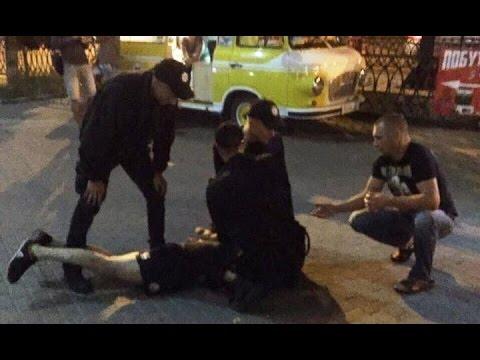 """ЧАСТИНА 2.Славутські поліцейські віджимають авто на іноземній реєстрації. """"Непокора головного мозку"""""""