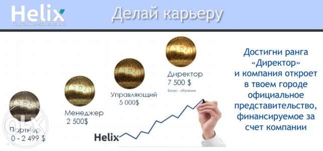 Helix capital investment ltd пирамида