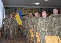 У Шепетівці вітали військових, які повернулися зі сходу України
