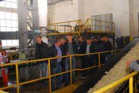На Шепетівському цукровому комбінаті обговорили перспективи розвитку буряківництва Поділля