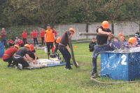 Перший день обласних змагань із пожежно-прикладного спорту приніс шепетівчанам бронзу