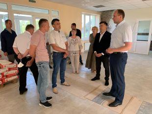 Голова Хмельницької ОДА та керівники правоохоронних органів відвідали Шепетівщину