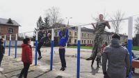 Шепетівчани стали призерами обласної спартакіади допризовної молоді