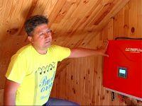 Ігор Сочинський збудував сонячну електростанцію і продає енергію державі
