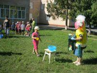 У шепетівському дитячому садочку відбулось Свято Води