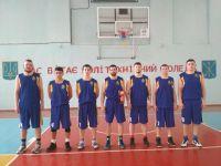Шепетівські баскетболісти здобули срібло на Кубку Хмельниччини