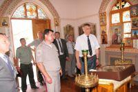 Голова Хмельницької ОДА відвідав Шепетівську виправну колонію (№ 98)