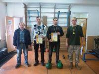 Рятувальники Шепетівщини взяли участь у відкритій спартакіаді серед військовослужбовців