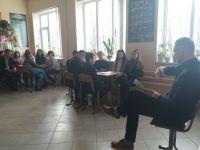 У шепетівській ЗОШ №6 презентували програму «Демократична школа»