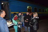 Сергій Цибізов повернувся у Шепетівку
