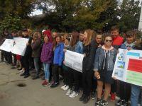 У школі №3 відзначали Міжнародний день миру