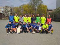 Команда «Вимпел» - володар кубку міста Шепетівки з міні-футболу