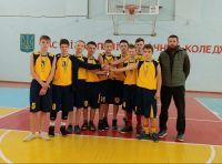 Шепетівська команда привезла золото з обласного чемпіонату з баскетболу