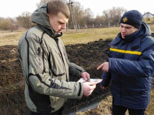 Шепетівські рятувальники нагадали громадянам правила пожежної безпеки у побуті