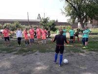 Відбувся турнір з міні-футболу серед дворових та вуличних команд