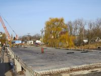 Наступного тижня планують відкрити рух по старокостянтинівському мосту
