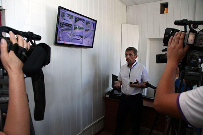 """В Шепетівці запрацювала система відеонагляду за правопорядком """"Безпечне місто"""""""