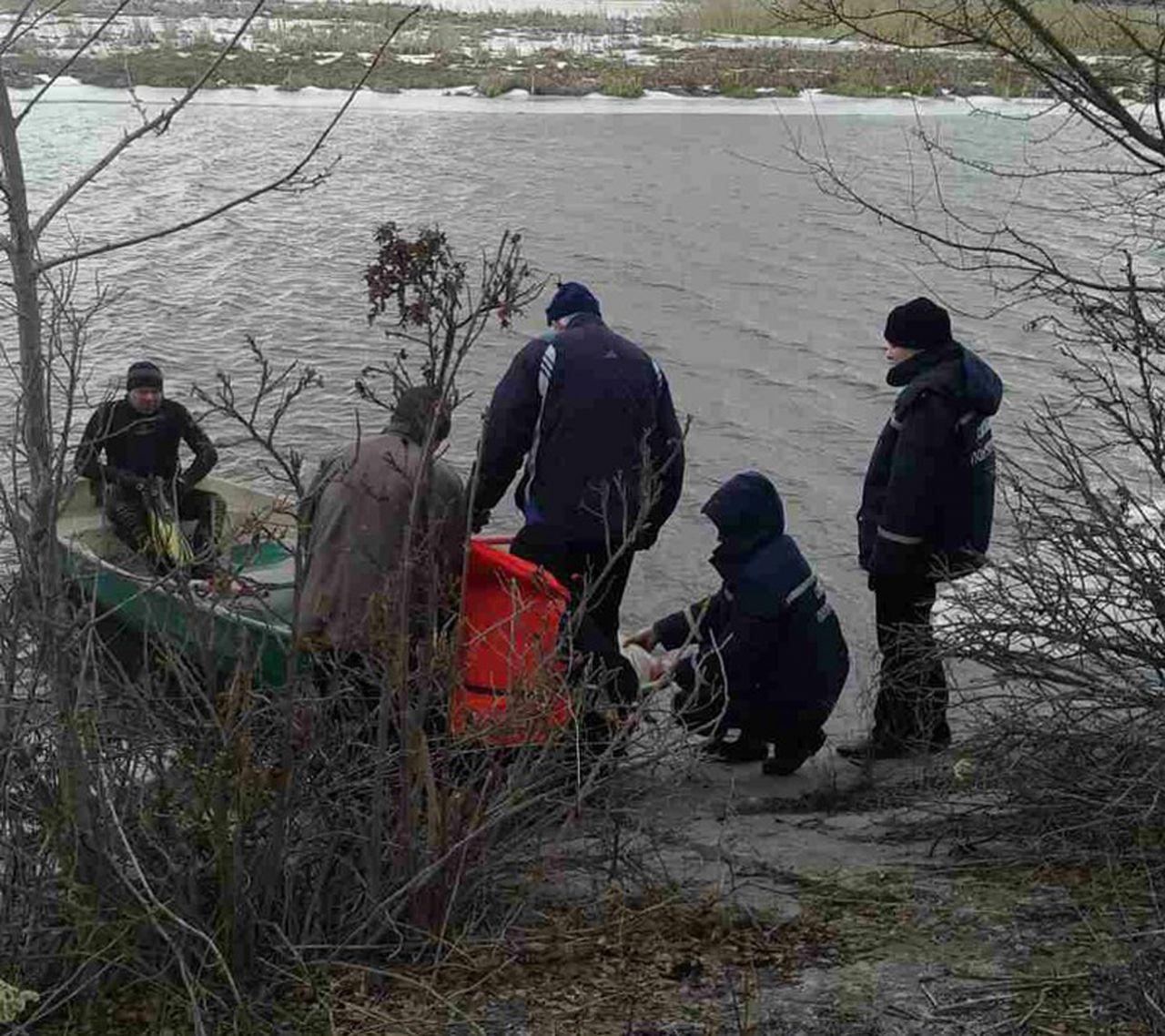 найден труп рыбака фото