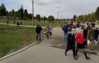 На території міського кладовища буде обмежений рух автотранспорту