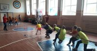 У Шепетівській школі-інтернат пройшли спортивні змагання