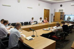 У Хмельницькій ОДА вирішували майбутнє районних держадміністрацій