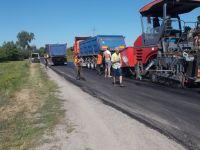 На Шепетівщині ремонтують ще одну дорогу