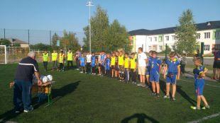 На Шепетівщині відбувся футбольний турнір серед юнаків 2007-2008 р.н.