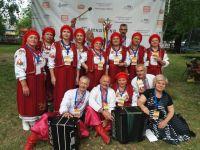 Шепетівчани привезли срібло із Всеукраїнського фестивалю жартівливої пісні