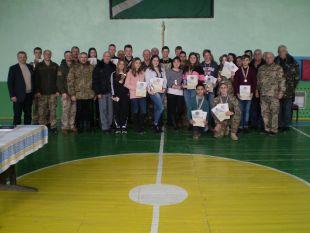 Відбувся відкритий чемпіонат Шепетівщини з кульової стрільби
