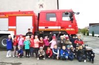 Шепетівські дітлахи завітали до рятувальників