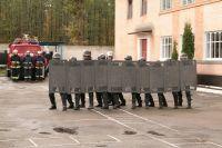 На базі Шепетівської виправної колонії відбулись масштабні збори тюремників